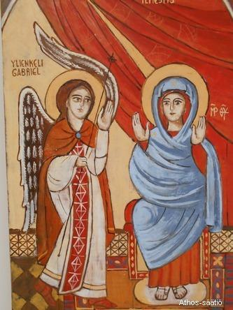 Iloitse polkumme yllä loistava valo - ikonimaalari Anja Loikalan ikoneita